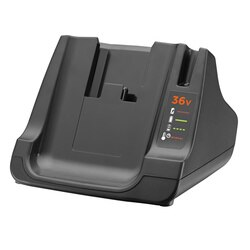 Black and Decker - 36V 20Ah Liion batteri  laddare - BDC2A36