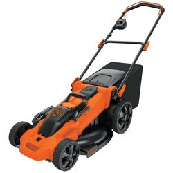 Black and Decker - 36V 20Ah 48cm Autosense Grasmaaier met 2 accus - CLMA4820L2
