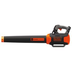 Black and Decker - 54V DUALVOLT Lithiumion Cordless POWERCOMMAND Boost Leaf Blower  Bare Unit - GWC54PCB