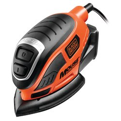 Black and Decker - Compacte Mouse detailschuurmachine - KA1000