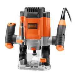 Black and Decker - 1200W 635mm Plunge Router - KW1200E