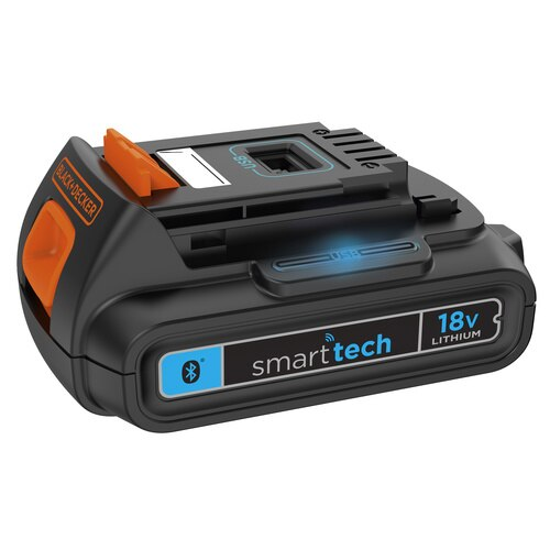 Black and Decker - 18V 15Ah smart tech accu - BL1518ST