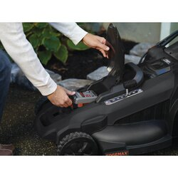Black and Decker - 40V 20 IN LITHIUM MOWER - CM2045