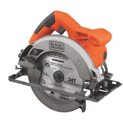 Black and Decker - 15 Amp 714 inch Circular Saw - CS1015