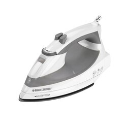 Black and Decker - Quickpress Iron with Smart Steam Technology - F976