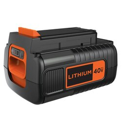 Black and Decker - 40V MAX 25 Ah Lithium Ion Battery - LBX2540