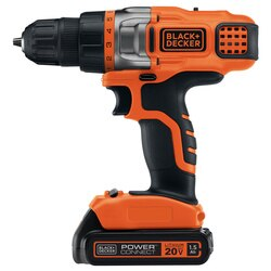 Black And Decker - 20V MAX Lithium 2Speed DrillDriver - LDX220C
