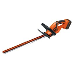 Black and Decker - 40V MAX Lithium 24 inch Hedge Trimmer - LHT2436