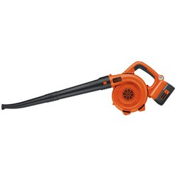 Black and Decker - 40V MAX Lithium Sweeper - LSW36