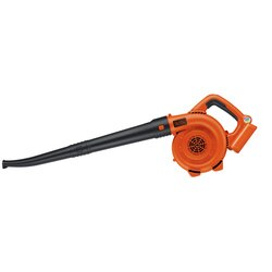 Black and Decker - 40V MAX Lithium Sweeper  Battery and Charger Not Included - LSW36B