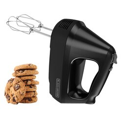 Black and Decker - Easy Storage Hand Mixer - MX3200B