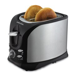 Black and Decker - 2Slice Toaster - T1900BDC