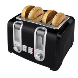 Black and Decker - 4Slice Toaster - T4569B