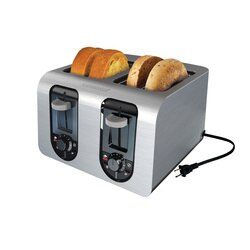 Black and Decker - 4Slice Toaster - TR6341S