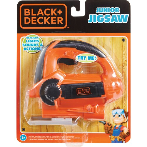 Black And Decker - Junior Jigsaw - 39658