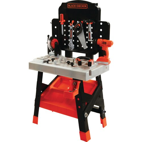 Black and Decker - Ready To Build Workbench - 71381
