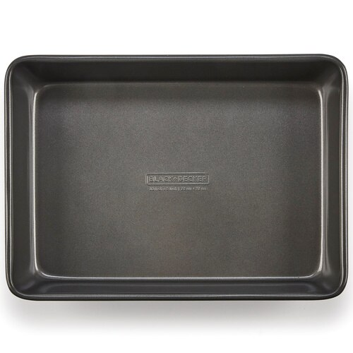 Black and Decker - Commercial Bakeware Easy Release Nonstick 13 x 9 Inch Cake Pan - 83392