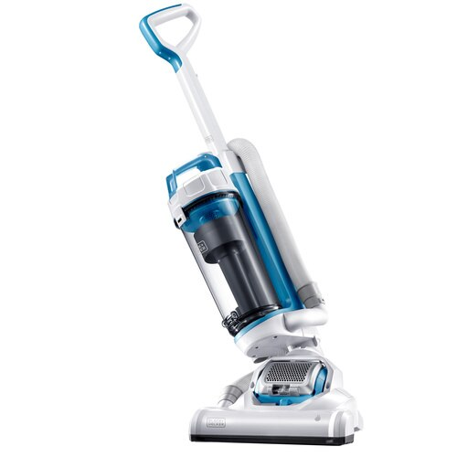 Black and Decker - AIRSWIVEL Ultra lightweight Upright Vacuum Cleaner  Lite - BDASL201