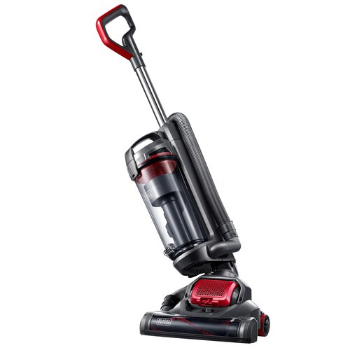 Black and Decker - AIRSWIVEL Ultra lightweight Upright Vacuum Cleaner  Versatile - BDASV102