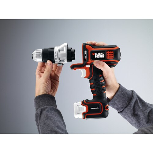 Black and Decker - MATRIX 12V MAX Lithium DrillDriver - BDCDMT112