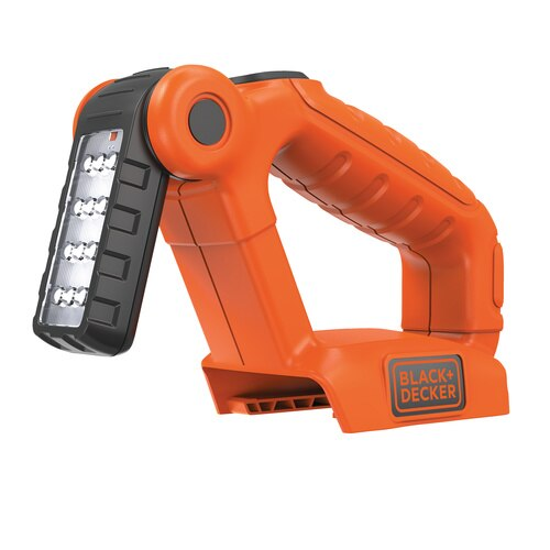 Black and Decker - 20V MAX Lithium Flashlight  Battery and Charger Not Included - BDCF20