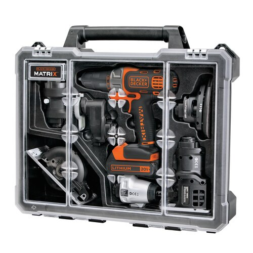 Black And Decker - MATRIX Storage Case - BDCMTSC
