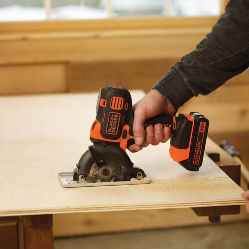 Black and Decker - MATRIX Trim Saw Attachment - BDCMTTS