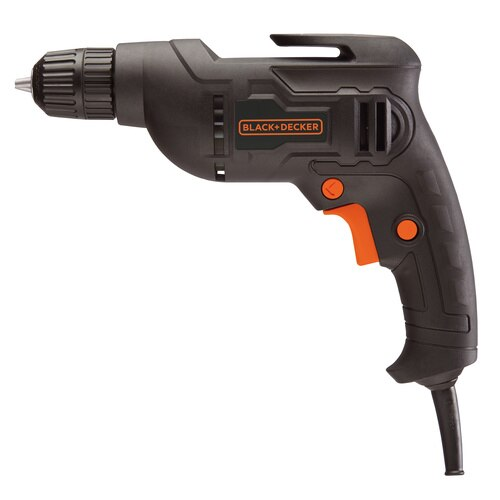 Black and Decker - 3A 38 Corded DrillDriver - BDEDR3C