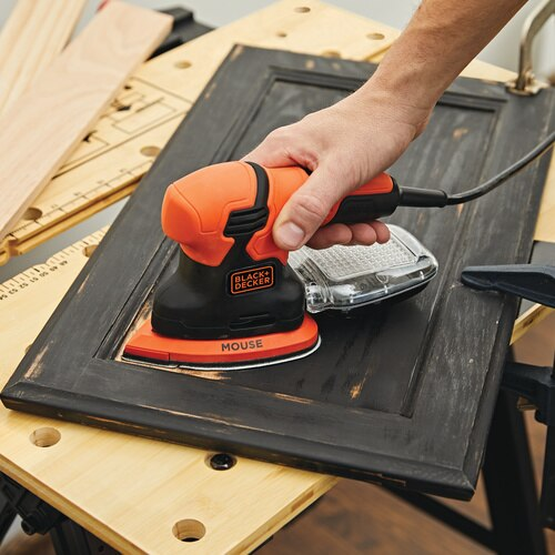 Black and Decker - 12A Mouse Sander - BDEMS200C