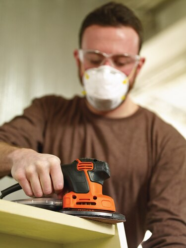 Black and Decker - MOUSE Detail Sander - BDEMS600