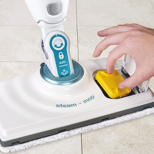 Black and Decker - Steam Mop Lemon Fresh Scent Tabs - BDH400ASM