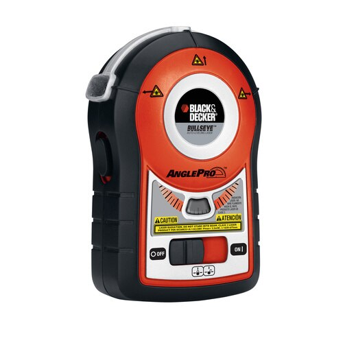 Black and Decker - Bulls Eye AutoLeveling Laser with AnglePro - BDL170