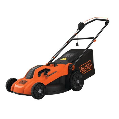 Black And Decker - 13 Amp 20 Corded Electric Lawn Mower - BEMW213