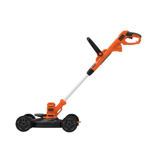 Black and Decker - 12 in 3in1 Compact Electric Lawn Mower - BESTA512CM