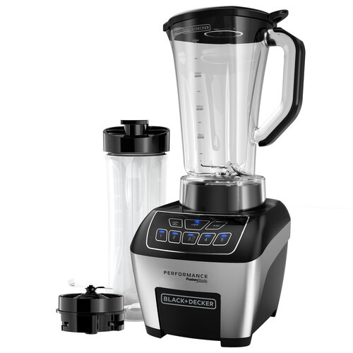 Black and Decker - Performance FusionBlade Blender - BL6010