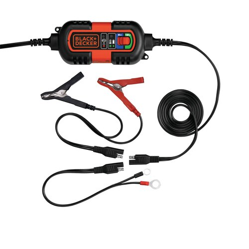 Black And Decker - Battery Maintainer  Trickle Charger - BM3B