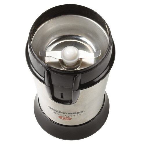 Black and Decker - Smartgrind Stainless Steel Coffee Bean Grinder - CBG100S