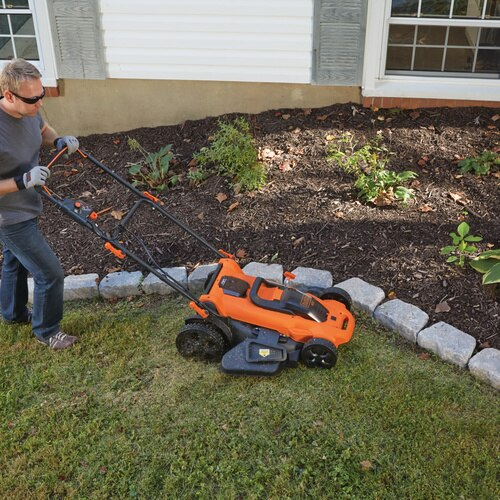 Black and Decker - 40V MAX Lithium 20 in Mower - CM2040