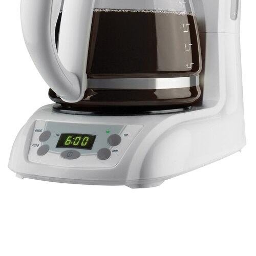 Black and Decker - 12Cup Programmable Coffee Maker - DLX1050W