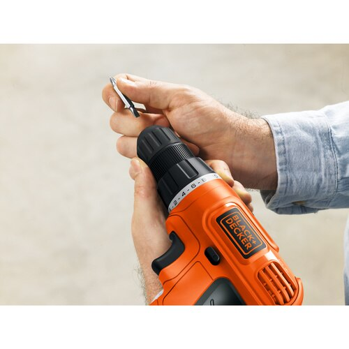 Black and Decker - 12V DrillDriver - GCO1200C