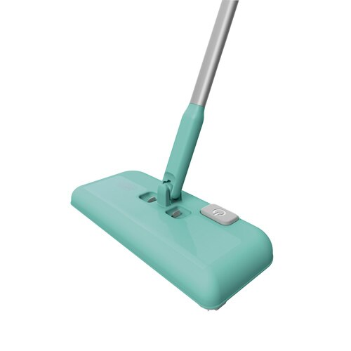 Black and Decker - Powered Floor Sweeper  Classic Mint - HFS413J33