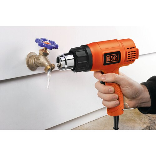 Black And Decker - Dual Temperature Heat Gun - HG1300