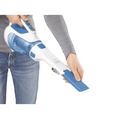 Black and Decker - dustbuster Hand Vacuum Magic Blue with Scent - HHVI320JRS02