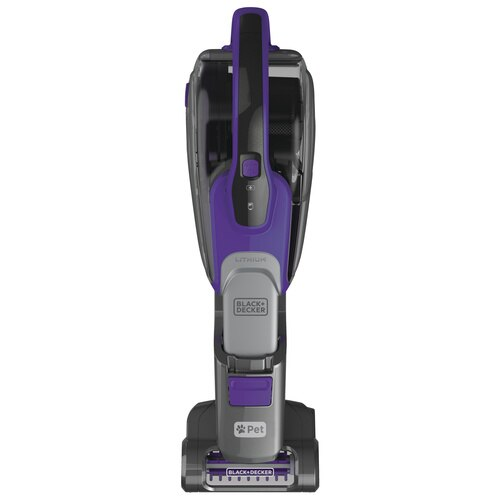 Black and Decker - dustbuster Hand Vacuum Pet Purple - HHVJ315JDP27