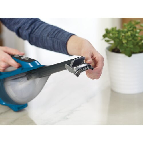 Black And Decker - dustbuster Hand Vacuum Deep Ocean Blue - HLVA315J22