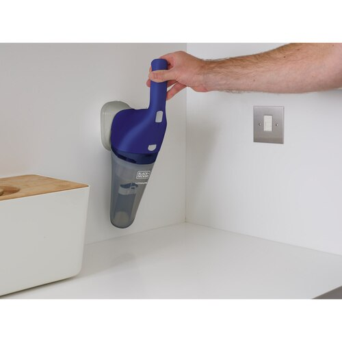 Black and Decker - dustbuster Hand Vacuum Deep Ocean BlueNavy - HNV115B22