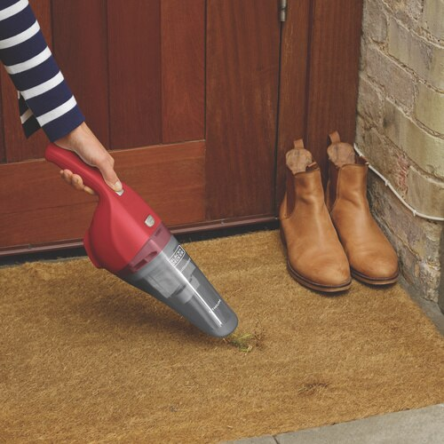 Black And Decker - DUSTBUSTER Quick Clean Cordless Hand Vacuum - HNV115J06