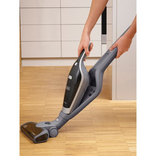 Black And Decker - Cordless Lithium 2IN1 Stick  Hand Vacuum - HSV520J01