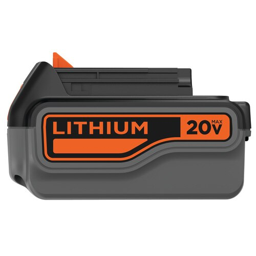Black And Decker - 20V MAX 30 Ah Lithium Ion Battery - LB2X3020-OPE