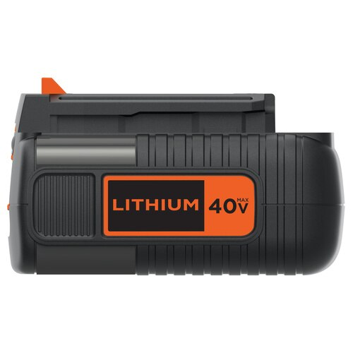 Black and Decker - 40V MAX 20 Ah Lithium Ion Battery - LBX2040